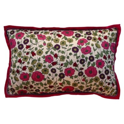 Accent pillow front